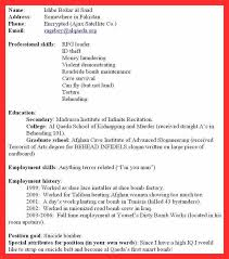 Sample Resume Fill Up Form by 100 Resume To Fill Up Teacher Resume 5 Minute Guide To
