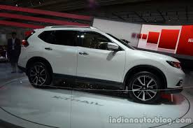 Side Of The 2014 Nissan X Trail 5 2 Indian Autos Blog