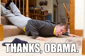 Thanks Obama Meme - gop governor brownback wins primary by almost 30 points blames