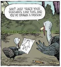 speed bump thanksgiving turkey comics and the