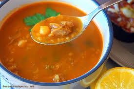 recette de cuisine algerienne chorba algérienne vegan recette com