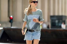 10 summer fashion trends 2017 to shop denim shorts mules and