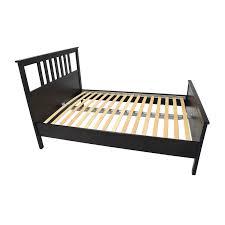 Ikea Hemnes Bed Frame Hemnes Bed Frame Lury Ikea Intended For Hemnes Bed Frame 20319