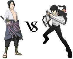 vs sasuke sasuke uchiha vs hibari kyoya battlearena wiki fandom powered