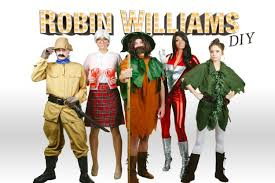 robin williams tribute group costume diy halloween costumes blog