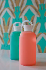 bkr water bottle in crush as seen on kristen bell boutique to you