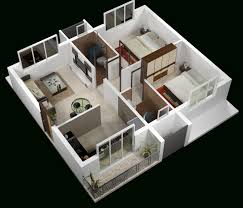 500 Square Feet Apartment 600 Square Foot Apartment Floor Plan 3d 500 Square Foot House