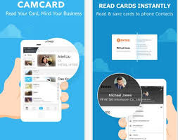 App For Scanning Business Cards 5 Best Business Card Scanner Apps For Android And Ios Appginger