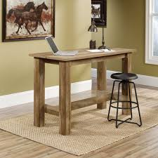 how high is a counter height table boone mountain counter height dinette table 416698 sauder