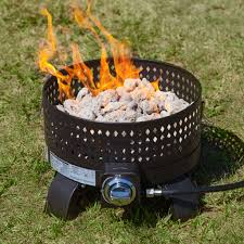Portable Gas Firepit Cfire Portable Gas Pit