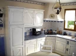 cuisine en chene repeinte vieille cuisine repeinte awesome renover une cuisine en chene