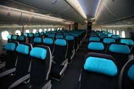 747 Dreamliner Interior Dreamliner Makes First Flight All Nippon Airways Boeing 787