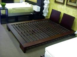 japanese style bed frame smartwedding co