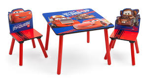 Toddler Table Chair Disney Toddler U0027s Cars Table U0026 Chairs Set Team 95