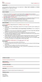 curriculum vitae sle format download download free sle architect resume architecture student cv