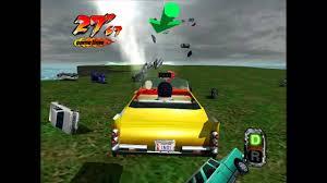 Tornado Map Crazy Taxi 3 Tornado Map Youtube