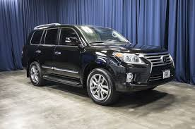 lexus lx 570 used car for sale new and used lexus lx for sale in seattle area