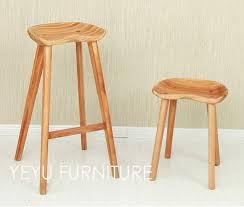 taburete madera minimalista dise祓o moderno de madera maciza taburete bajo taburete
