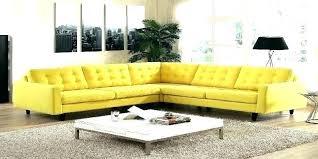 butter yellow leather sofa yellow leather sofa ryanbarrett me