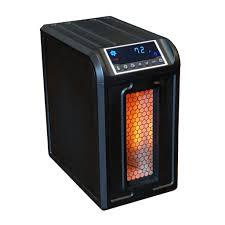 best electric infrared quartz fireplace heater reviews