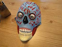 ventilation mask for painting they live