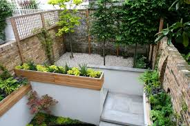 Small Garden Space Ideas Best Landscape Design For Small Backyard Trees Topiaries