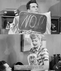 ricky ricardo quotes lucy tries to trick her way into a show at the tropicana little