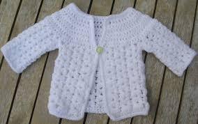 crochet baby sweater pattern free crochet baby sweater patterns my crochet