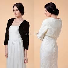 veste mariage chaude ivoire noir en fausse fourrure de mariée mariage wrap veste