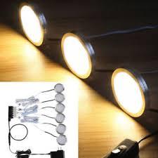 led under cabinet lighting 3000k 6 x led under cabinet light kit kitchen closet lighting 3000k warm