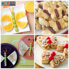 butterfly snack and food ideas for a butterfly jpg