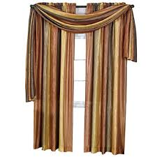 Chocolate Brown Valances For Windows Window Scarves Jcpenney