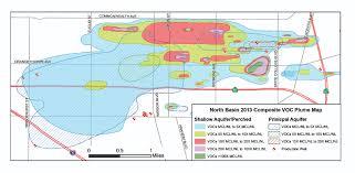 Fountain Valley Map North Basin Ocwd