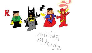 legos kids drawings