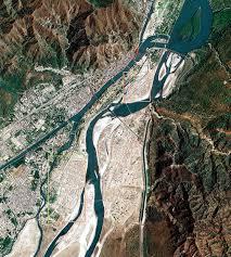 Satellite View Map Satellite View Of Kumbh Mela Kumbh Mela Ujjain Simhastha 2016
