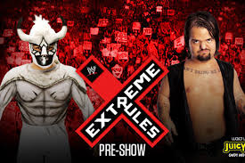 extreme rules 2014 match card preview hornswoggle vs el torito