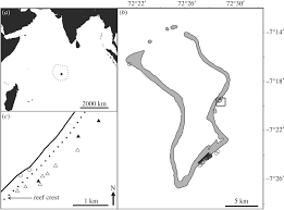 Diego Garcia Map Proceedings Of The Royal Society Of London B Biological Sciences