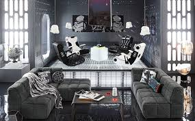 star wars living room star wars pbteen