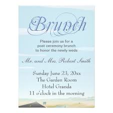 invitation to brunch wording bridal brunch invitation wording