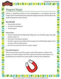 magnet magic u2013 magnet science for kindergarten u2013 of dragons