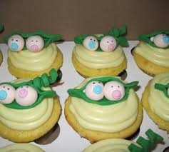 baby shower ideas for twins cupcakes look pinterest twins
