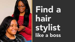 find a stylist like a boss youtube
