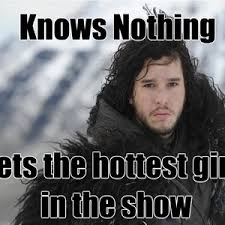 You Know Nothing Meme - you know nothing jon snow by feeney1991 meme center