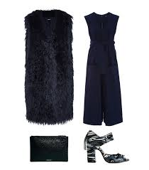 the perfect color combination for girls who always wear black
