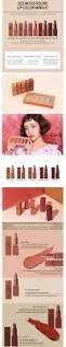 What Is The Hottest Color 3ce Mood Recipe Lip Color Mini Kit Kokofash