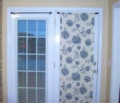 Curtain Door Panels Items Similar To Door Panels Custom Foyer Rod Pocket Front Door