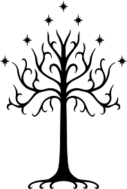 any really high res images of the white tree of gondor lotr