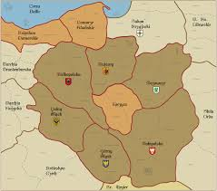 Map Of Central Europe by The Map Of Central Europe In Xiii Century By Boryss26 On Deviantart