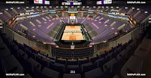 talking stick resort arena us airways center view from section