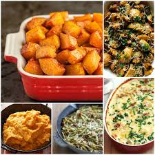 25 most pinned side dish recipes for thanksgiving and christmas